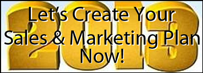 2013 sales marketing Lets Create Our 2013 Sales and Marketing Plan Together